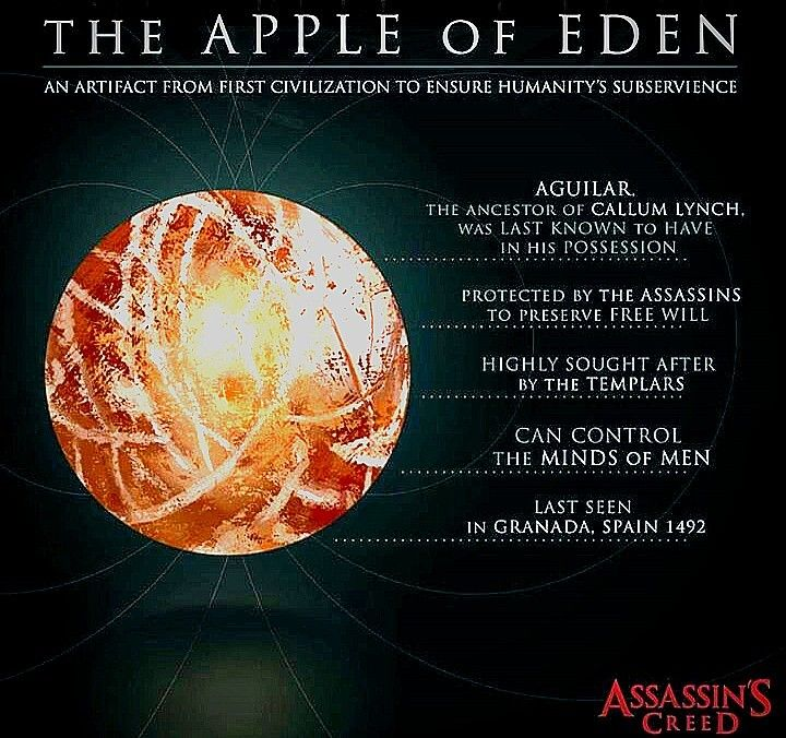 Assasin S Creed The Apple Of Eden Assasins Creed Creed