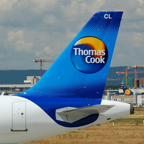 Thomas Cook Airlines (Condor) Airbus A320-232 D-AICL
