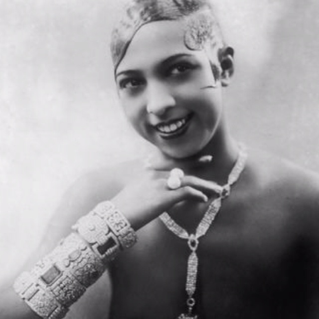 1000 images about josephine baker and the jazz era on for Josephine baker images