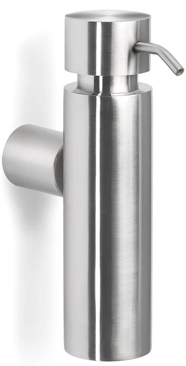 built in soap dispenser stainless steel commercial manual dh410 dolphin