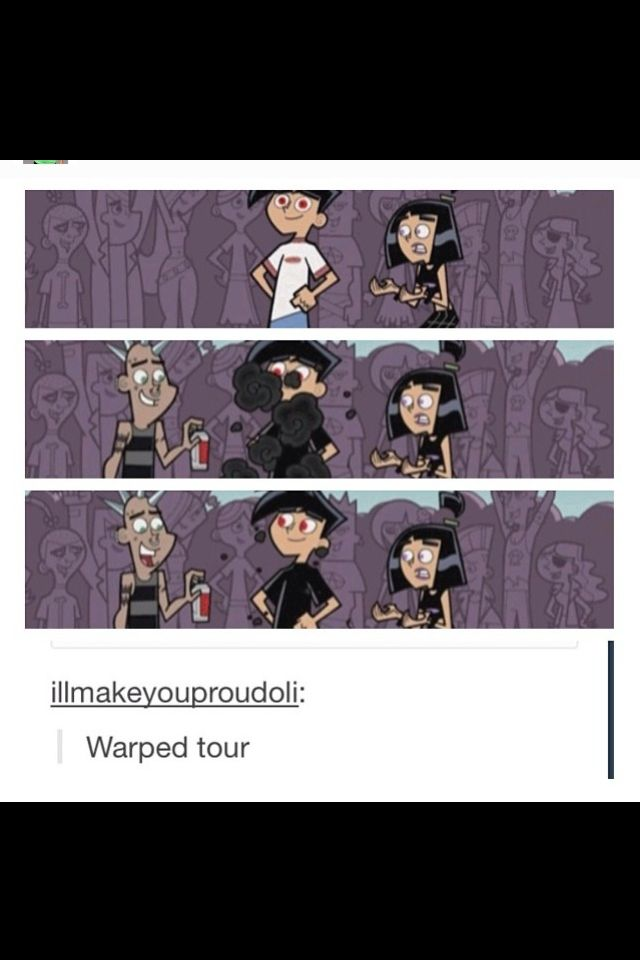 Warped tour!:)