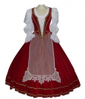 Díszmagyar ruha