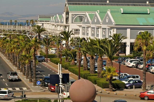 V & A Waterfront, Cape Town, South Africa