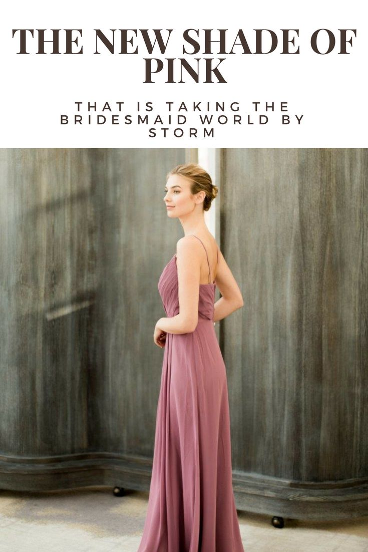 The New Shade of Pink That is Taking the Bridesmaid World by Storm. Photography: You Look Lovely Photography; Venue: Brooklyn Botanic Garden; Events: Patina Events