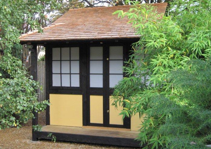 Build a Japanese Tea House - japanese path