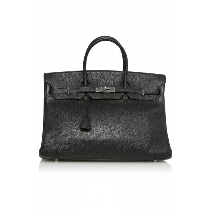HERMÈS Fjord Leather 40cm Birkin Bag £5,900
