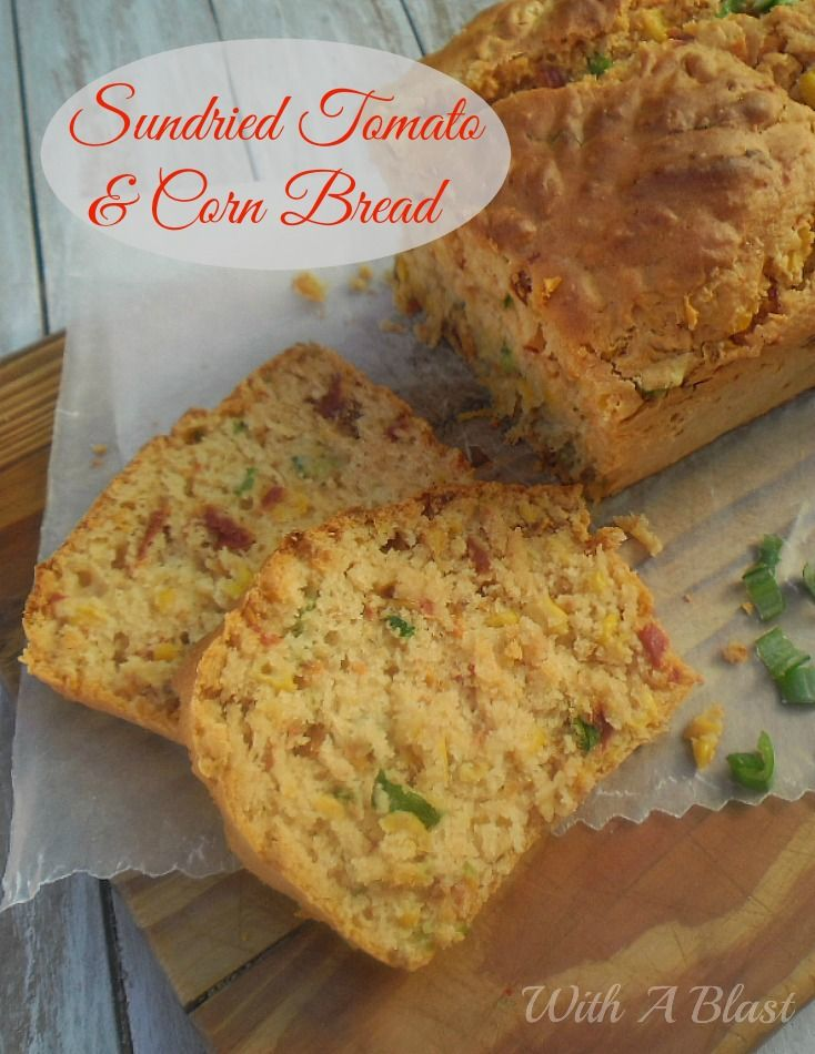 This bread tastes heavenly served warm with butter {and a slice of cheese if you like!}