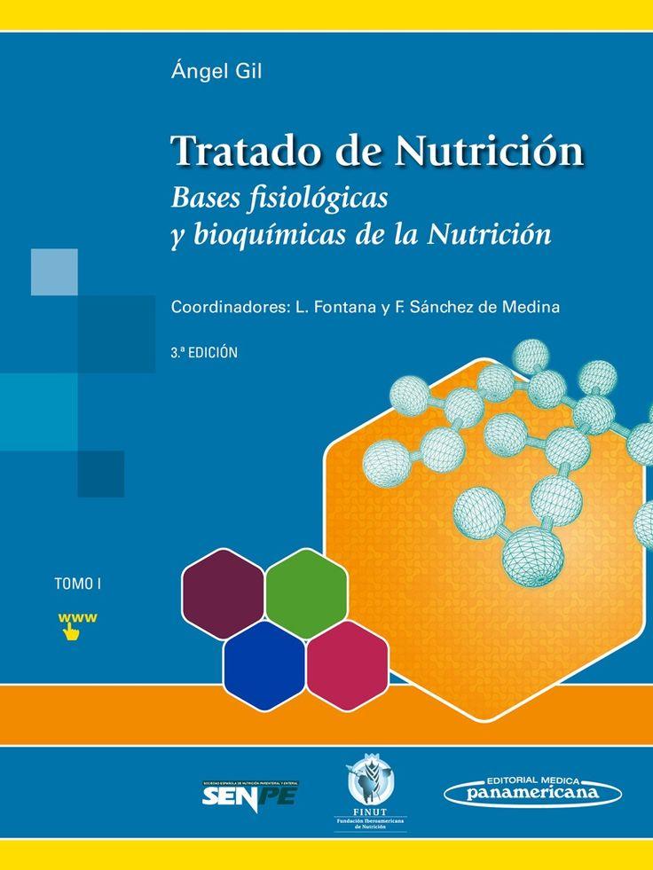 Tratado de nutrición / director: Ángel Gil Hernández, Catedrático de Bioquímica y Biología Molecular, Facultad de Farmacia, Universidad de Granada