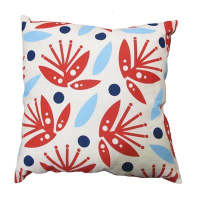 Pohutukawa Cushion by Tantrum Design