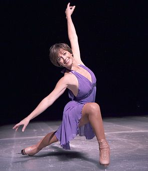 Dorothy Hamill talks about persistent chemotherapy side effects