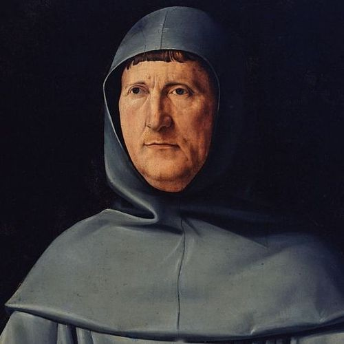 Fra' Luca Bartolomeo de Pacioli (also Paccioli, Paciolo or Paciolus; 1445–1517), was an Italian mathematician, Franciscan friar, collaborator with Leonardo da Vinci, and seminal contributor to the field now known as accounting, and is also referred as Father of Bookkeeping (in fact, he is the Father of double entry system of Book-keeping). He was also called Luca di Borgo after his birthplace, Borgo Sansepolcro, Tuscany.