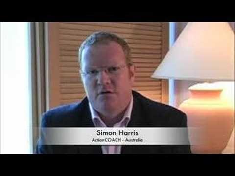Introducing ActionCOACH Simon Harris