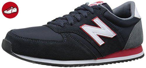 New Balance U420 D, Unisex-Erwachsene Sneakers, Blau (NNR NAVY), 43 EU (*Partner-Link)