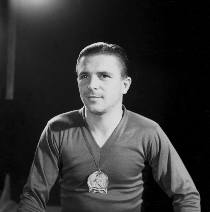 Ferenc Puskas #hungria #hungary