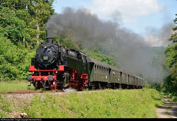 RailPictures.Net Photo: FK 262 WTB Wutachtalbahn Steam 2-8-2 at Grimmelshofen, Germany by Reinhard Reiss