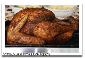 Looking for some deep fried turkey recipes for Christmas or Thanksgiving dinner, or for a summer get-together? These great recipes are easy, unique, and most of     all, incredibly delicious.