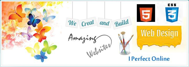 Website #design is not an easy task, it purely depend on creativity. Make your website perfect by #html5 and #css3.