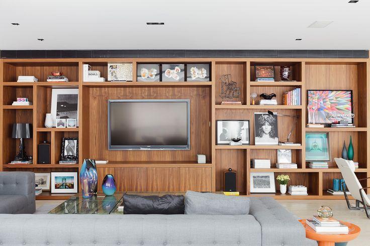 Apartamento Leopoldo Couto de Magalhães - Suite Arquitetos