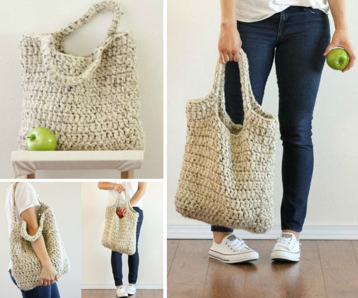 Crochet Tote Bag Patterns