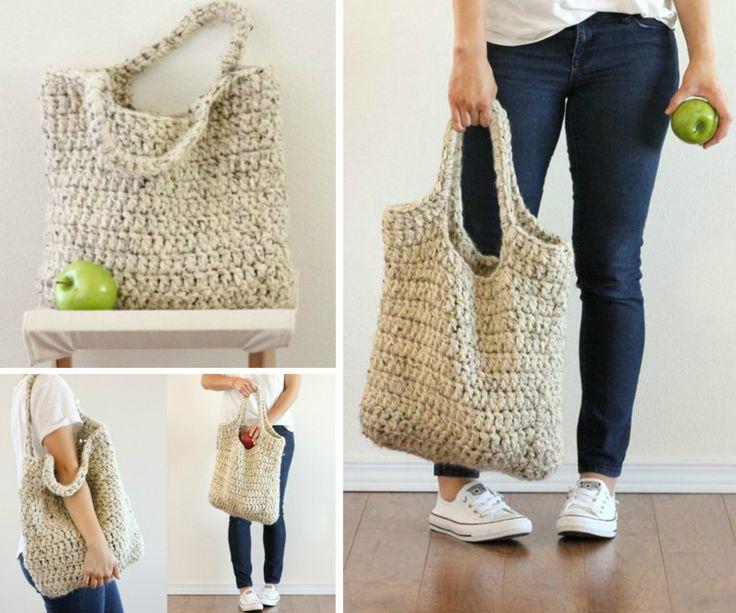Crochet Tote Bag Patterns