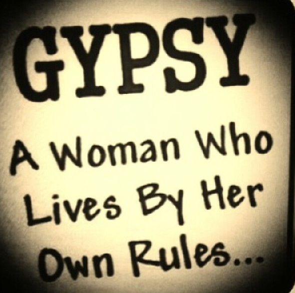 My Gypsy Soul :-)