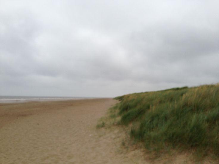 Lincolnshire coast