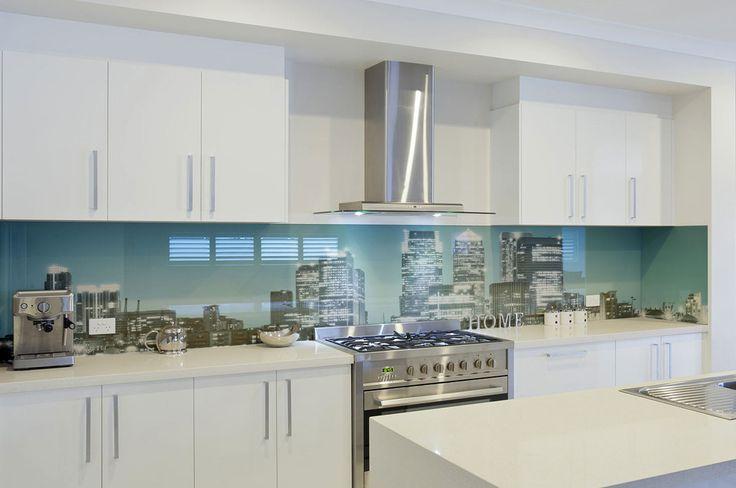 Kitchen Designs Kitchen Glass Splashbacks Pinterest
