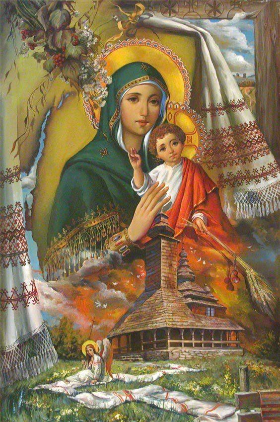 70 best Icons images on Pinterest | Jungfrau maria, Religiöse bilder ...