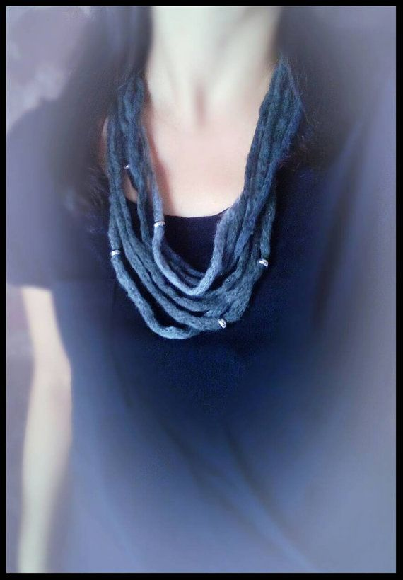 Check out this item in my Etsy shop https://www.etsy.com/listing/489635943/multi-strand-necklace-handmade-necklace