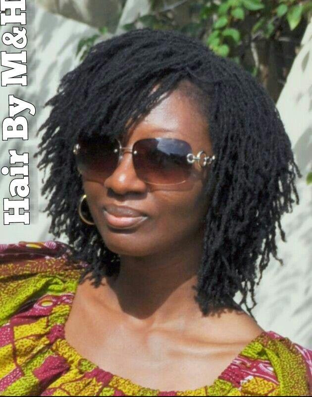 MariasLocks 23rd Sisterlocks | Hairstyles | Pinterest