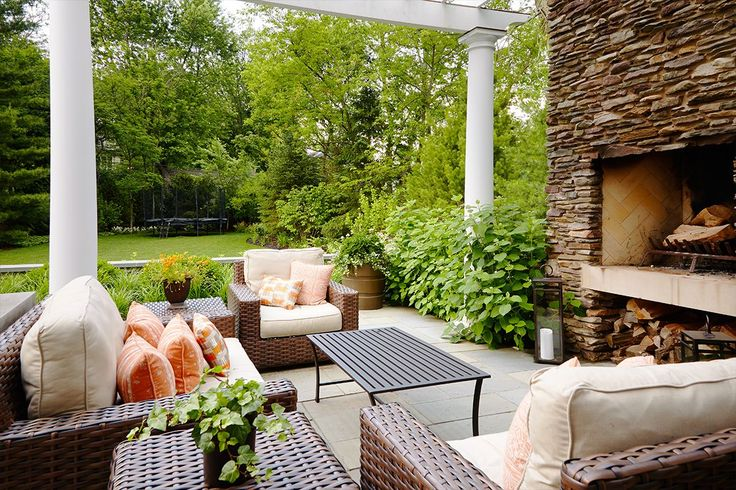 Inspiration for a Beautiful Outdoor Decor
