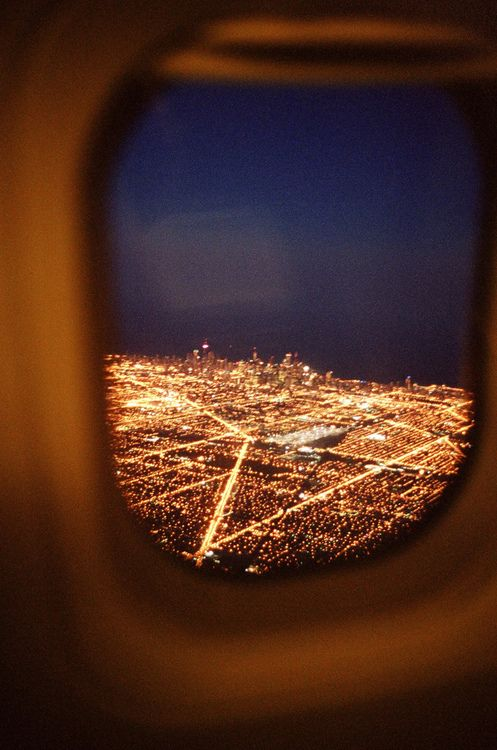 oh yes... those night-time flights.. gotta have that window seat !