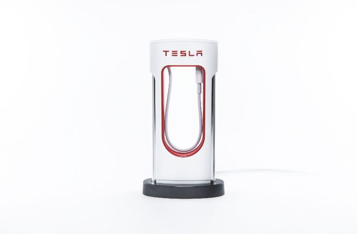 Tesla Desktop Supercharger and Powerbank are expensive,but Gosh they are great. Tesla recently held an event in New York City to announce its all-new semi truck and updated Roadster 2.0, and if you're still riding the Tesla high after reserving a couple Roadsters for the cool price of $50,000 each, the company now has a couple of mobile accessories so you can show off your Tesla pride wherever you go.