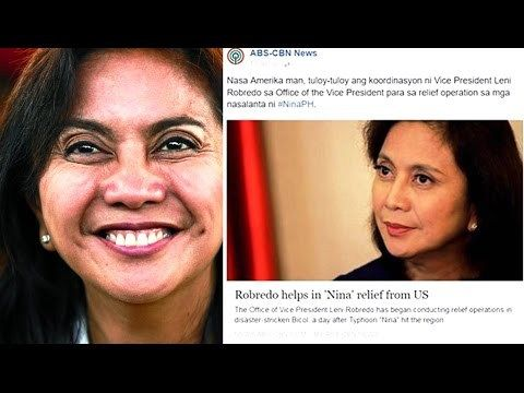 ANG MEDIA NG DILAWAN IPINAGTANGGOL SI LENI ROBREDO! - WATCH VIDEO HERE -> http://dutertenewstoday.com/ang-media-ng-dilawan-ipinagtanggol-si-leni-robredo/   Welcome to my channel.  You are in a 'one-stop-news-channel'! NEWS TV is a place where you can find news updates and latest trends in the Philippines. We grab the best stuffs and reupload here.  What's new in politics, entertainment, culture, lifestyle, and Duterte – ENJOY in hd/...