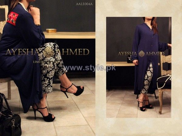 Ayesha Ahmed Party Dresses