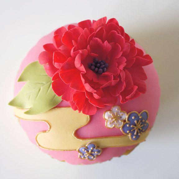 Japanese Cupcake   松比良明奈