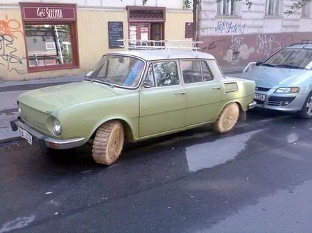 #Skoda #Old
