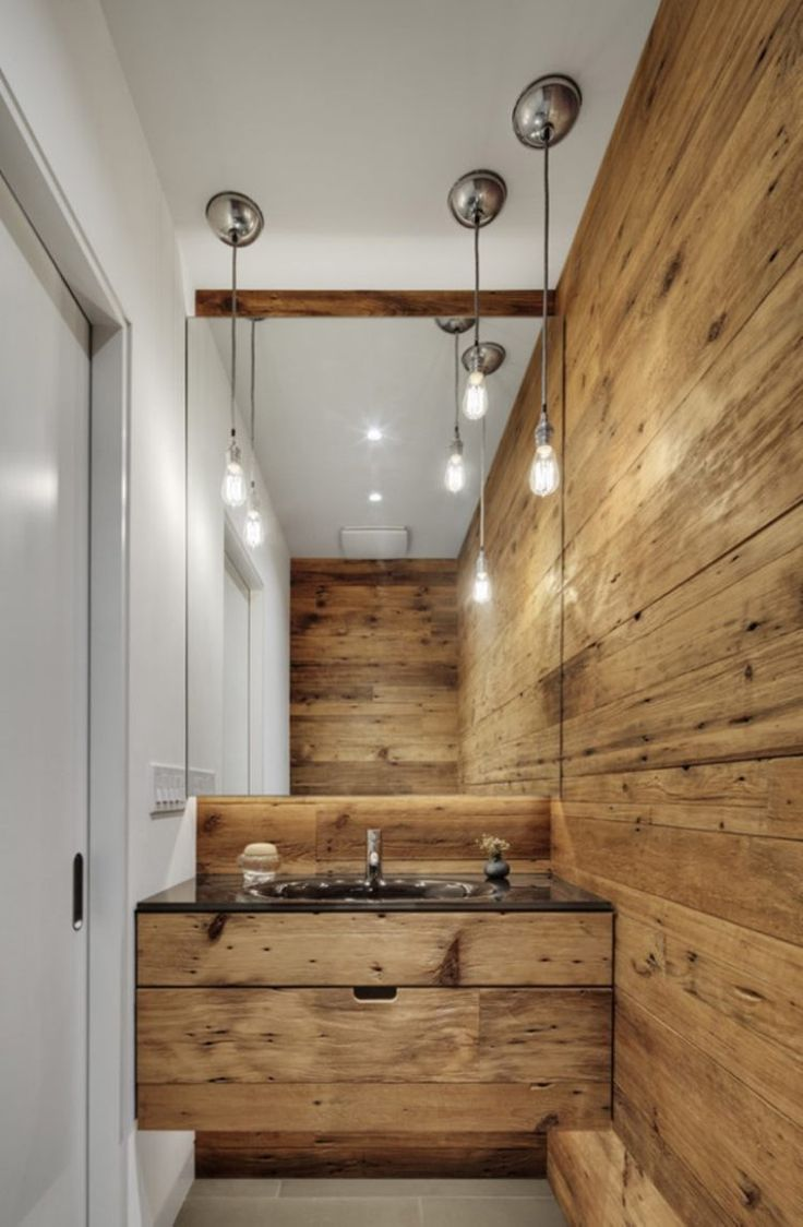 salle de bain parquet pont de bateau. Black Bedroom Furniture Sets. Home Design Ideas
