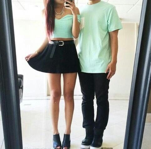 So cute!! And it\u0027s almost in my favorite color( mint green shirt