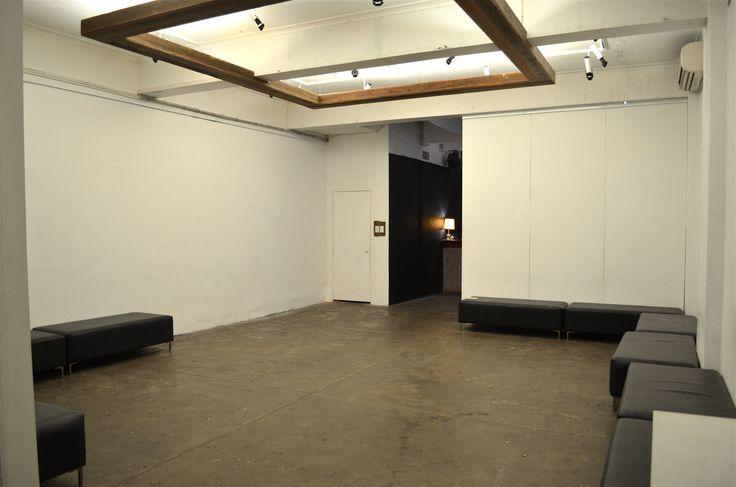 Jugglers ground floor art space