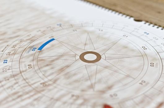 Viktoria Klein | Kommunikations-Designerin // Far From Fear e.V. Doku-Kalender »Galgo Español, Quo Vadis?«