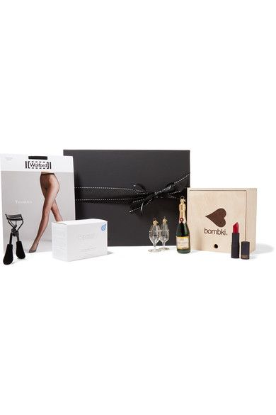 NET-A-PORTER KITS The Party Prep gift box. #net-a-porterkits #