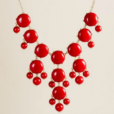 Stay Gold: DIY: J.Crew Bubble Necklace