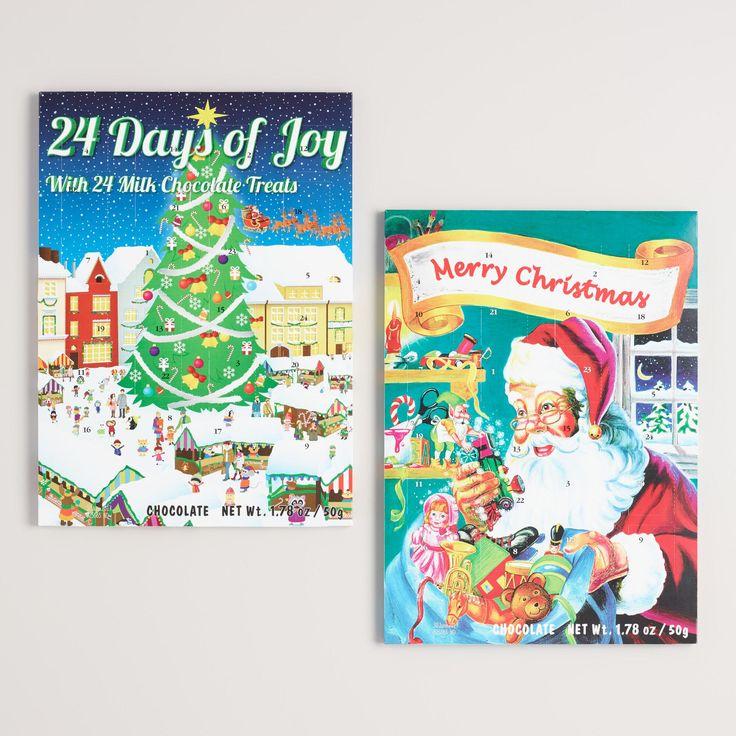 Advent Calendar Ideas Without Chocolate : Unique chocolate advent calendar ideas on pinterest