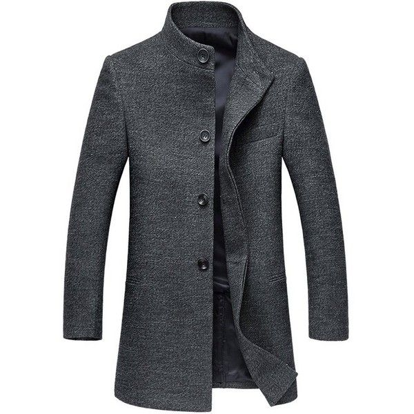 Best 25  Mens wool coats ideas on Pinterest | Mens wool trench ...