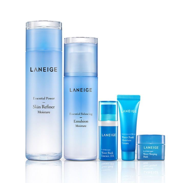 Moisturizing Skin Refiner With Purifying And Softening Effect For Clear Skin Laneige Basic Skincare Clear Skin Remedies Clear Skin Face Combination Oily Skin