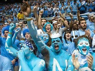 Tar Heel Fans | Tar Heels Football Tickets - North Carolina Tar Heels Tickets - Tar ...