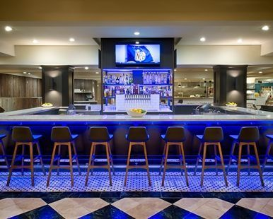 Hilton Portland & Executive Tower Hotel, OR - Hop City Tavern Bar  | OR 97204