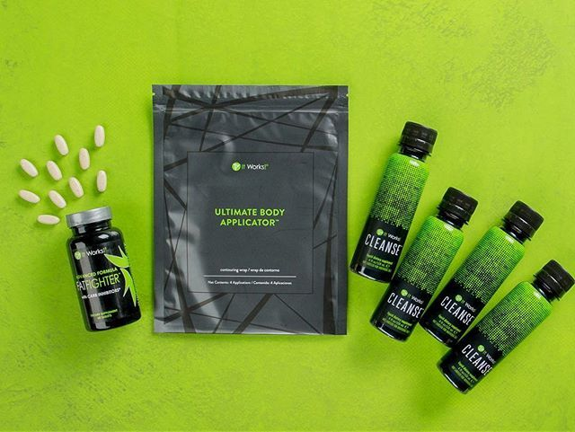 Looking for targeted results in your belly area?  The name of this pack says it all: Target . Trio. Pack. This trio is designed to support your healthy diet and workout regimen  by helping you to trim and slim your belly area from the inside out and outside in! #CommitDontQuit