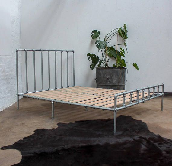 Pin On Pipe Frame Bed
